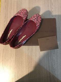 LV flat shoes