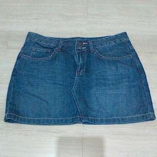 Jean Skirt (Baleno)