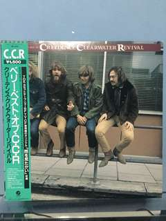 Creedence Clearwater Revival - The Very Best of CCR LP Vinyl