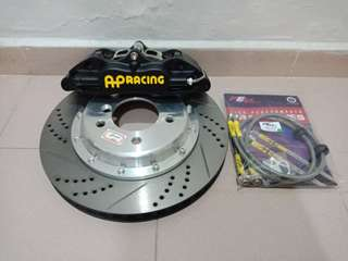 Ap racing 4pot 330mm