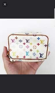 Louis Vuitton Wapiti Pouch