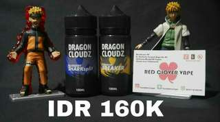 LIQUID VAPING DRAGON CLOUDZ