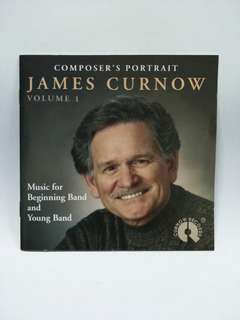 Composer's Portrait_James Curnow (Vol.1)