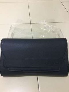 Starbucks navy blue sling bag