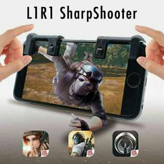 L1R1 Sharpshooter for ROS and PUBG