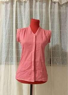 Wrangler Pink Blouse