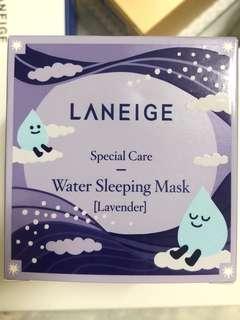 BN Laneige Water Sleeping Mask (Lavender)