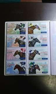 香港賽馬會-2006至愛香港賽馬英雄卡