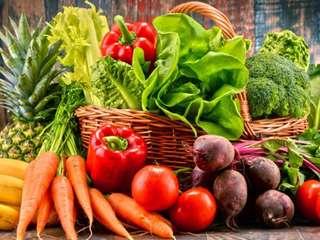 Vegetable Store Helper In Ang Mo Kio Market
