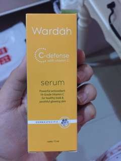WARDAH SERUM C-DEFENSE