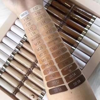 NEW Colourpop Concealers - 30 shades!