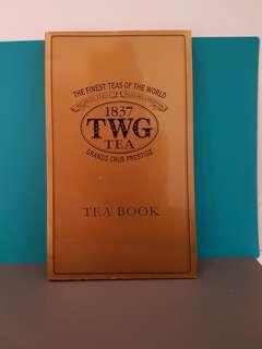 TWG Tea Book