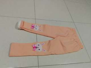 Long Pants - pink (100cm)