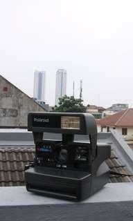 Kamera Polaroid Jadul