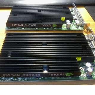 NVIDIA Quadro NVS 450 multi-display business graphic