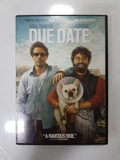 DVD - Due Date