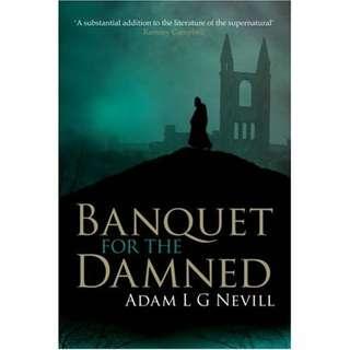 eBook - Banquet for the Damner by Adam Nevill