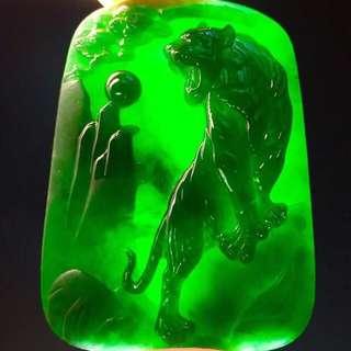 Omphacite jade mocui