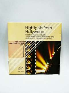 Highlights from Hollywood (Tokyo Kosei Wind Orchestra & New Festival Symphonic Band)