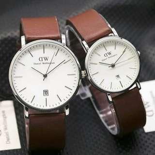jam tangan DW Kulit