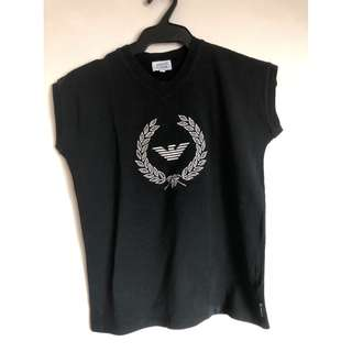 Armani Exchange Junior Muscle Tee