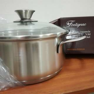 Cookware - Low casserole with lid