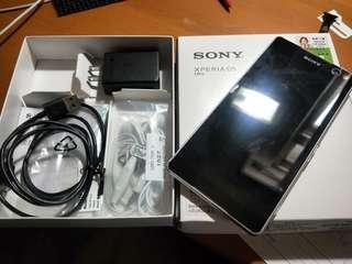 Sony C5 ultra All orginal accessories