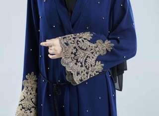 Abaya Robes (With handmade beads) PO