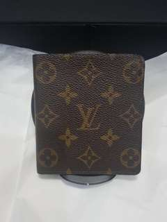Preloved LV BIFOLD WALLET