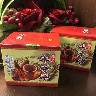 🚚 牛蒡茶