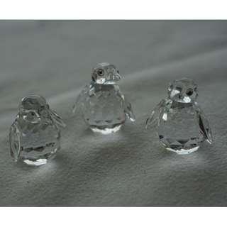 Swarovski 3 penguins (027)