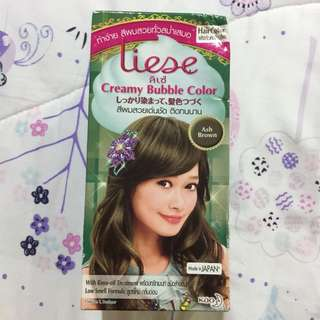 LIESE CREAMY BUBBLE COLOR (ash brown)