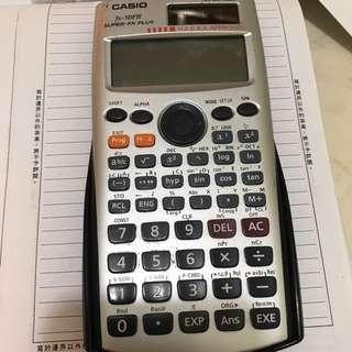 Casio fx-50FH 計數機 DSE 連4條program 無穿無爛