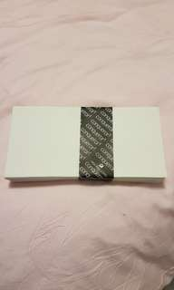 Conquerer Cream Color Embossed Envelopes (50pcs)