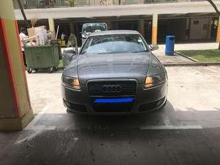 Audi A6 2.0T FSI