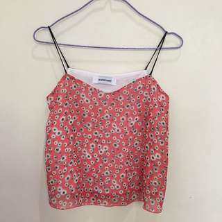 Editor's Market Floral Top