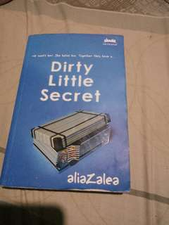 Novel Dirty Little Secret bt Aliazalea