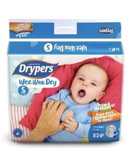Deliver 3 @ $35 Drypers