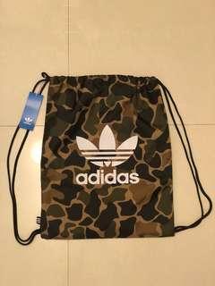 adidas Gym Sack (迷彩)