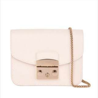 Shoulder Bag (white)