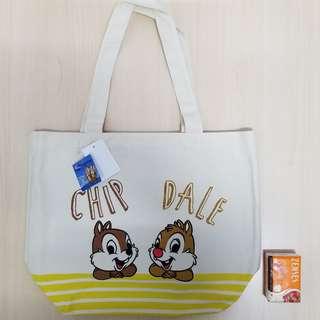 [JP景品] Chip And Dale 中袋 (Lunch Bag適用)