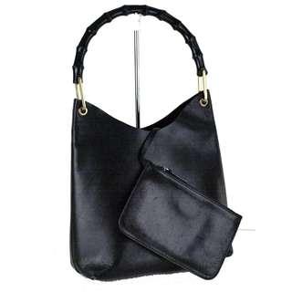 [預訂]Vintage GUCCI Bamboo Hand Bag