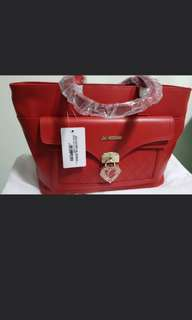 Authentic Love Moschino Bag