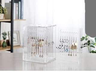 Earrings display rack / Jewellery box