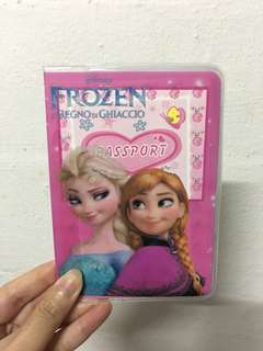 Frozen Passport Cover