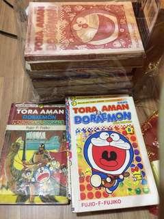 Doraemon Comics