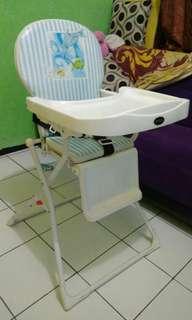 Baby high chair pliko