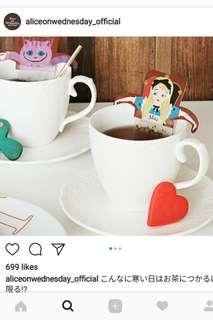 alice on wednesday teabags
