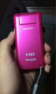 Sony hd bloggie camera