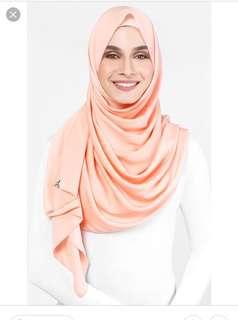 MSS dUCkscarf shawl in Flamingo